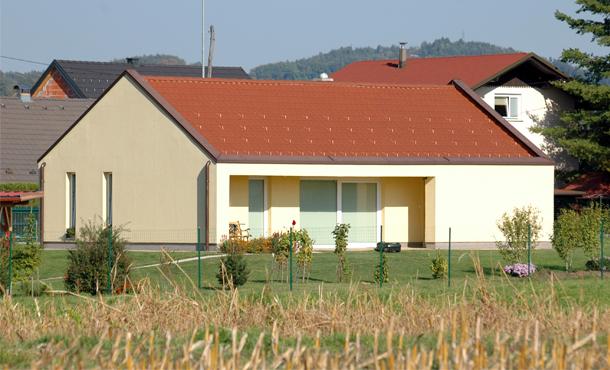 Majhna stanovanjska hiša